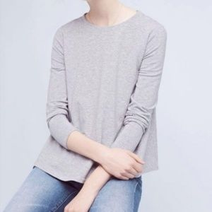 Anthropologie Long Sleeve Blouse / Sweater